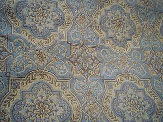 A-1 blue gold pattern