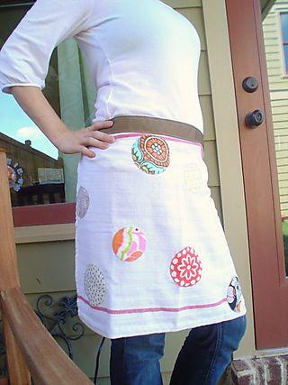Abby's apron