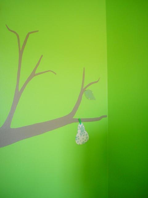 Pear&leaf