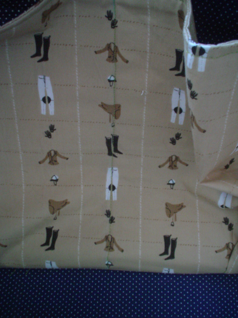 Diaper bag side pocket