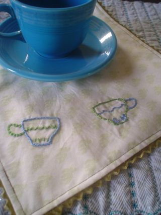 Tea Time Napkins1