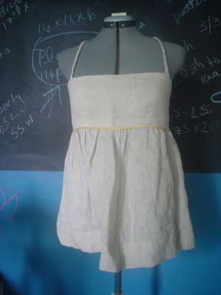 Linen top1